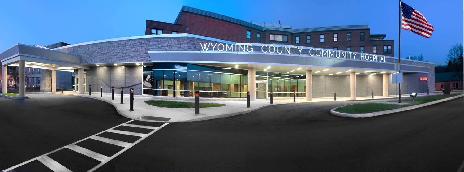 Wyoming County Community Hospital