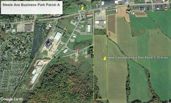 Steele Ave Business Park Parcel A (1)